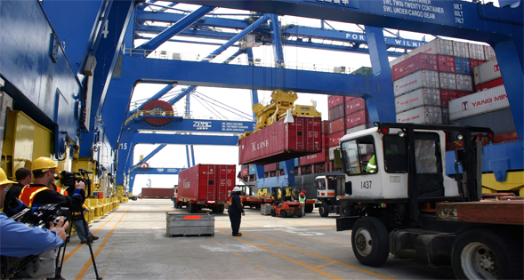 Supply chain indonesia saptono penyeragaman tarif chc for Tarif container