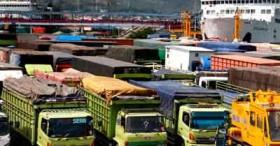 truk pelabuhan